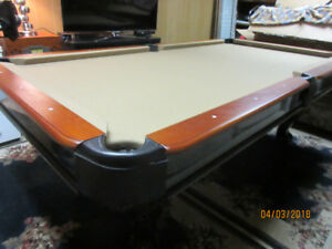 Pool Table Slate Buy Sell Items From Clothing To Furniture And - Minnesota fats covington billiard table