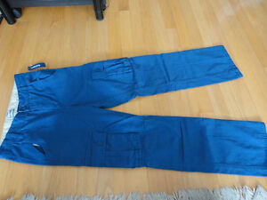 Brand new with tags Boy's Old Navy blue cargo pants Size 14 London Ontario image 4