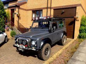4 x Land Rover Defender/Discover/Range Rover alloys