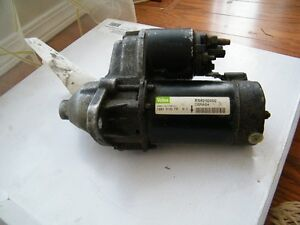 ENGINE STARTER FOR SATURN S SERIES 00-02