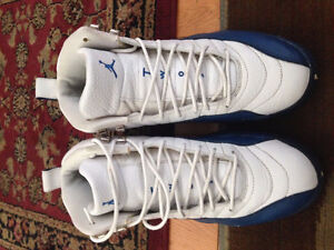 AIR JORDAN FRENCH BLUE 12 2004 REALESE 9/10 CONDITION