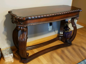 4 PC Coffee/Side Table Set