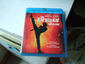 DVD & Digital copy - The Karate Kid - 50 cents! Belleville Belleville Area image 1
