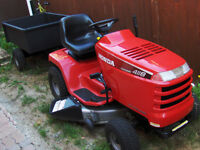 HONDA TRACTOR 4118 TWIN 18 HP AUTOMATIC