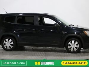 2012 Chevrolet Orlando LS A/C 7 PASSAGERS