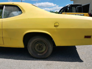 1970 DUSTER PROJECT