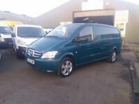 Mercedes-Benz Vito 2.1CDI 113 ( EU5 ) - Long 113CDI (One owner fsh NO Vat)