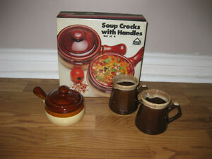 SOUP CROCKS