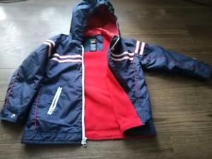 Autumn boy jacket Size 6