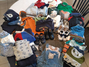 Boys Size 12-18 months.  Fall/winter clothing.