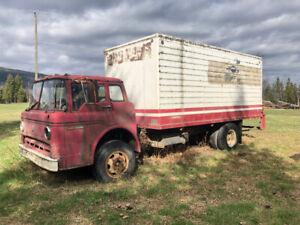 Old shop trucks for sale