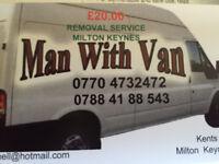 £20.00 Milton Keynes MAN AND VAN House Removal Service 07884188543