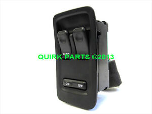 1994 1995 Mazda RX-7 Driver Side Master Power Window Switch Replacement OEM NEW