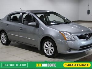 2012 Nissan Sentra 2.0 S AUTO A/C GR ELECT MAGS