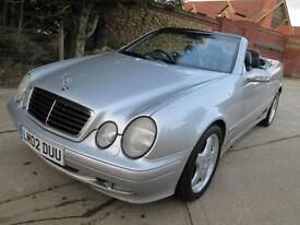 Mercedes-Benz CLK320 3.2 auto Avantgarde 1 Previous Keeper 80K From New !!