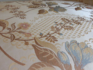 ANTIQUE FRENCH CARVED LOUIS XVI CHAISE LOUNGE RAW SILK FABRIC Kitchener / Waterloo Kitchener Area image 5