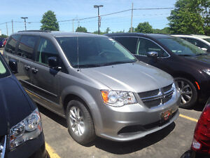 25% off the MSRP on New 2017 Dodge Grand Caravan