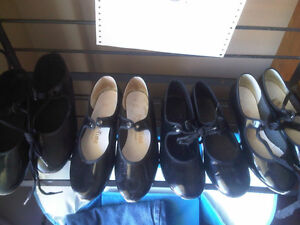 TAP AND DANCE SHOES CHILD'S AND ADULT'S