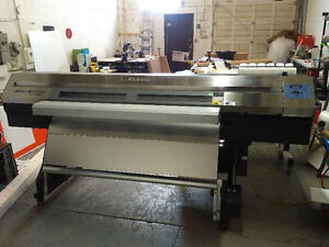 Roland soljet pro ||| XJ- 540 plotter for sale.