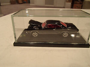 Hot Wheels Black 1969 69 Plymouth GTX 426 HEMI w/Real Rubber Rid Sarnia Sarnia Area image 4
