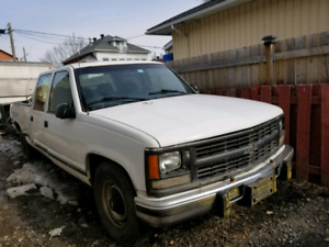 2000 Chevrolet C/K Pickup 3500  Diesel Turbo