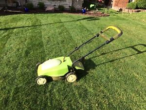 Cordless electric Lawnmower