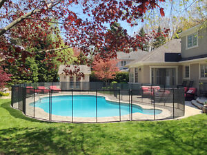 Removable fence/enclosure for pool, yard or deck Kawartha Lakes Peterborough Area image 3