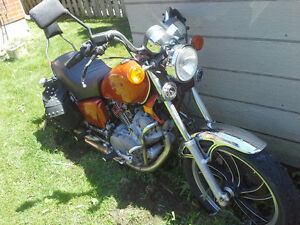 Classic Virago for sale whole or for parts