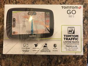 TOMTOM GO 50S - GPS
