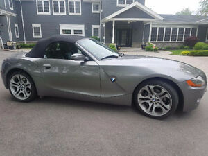 2003 BMW Z4 Convertible - Mint Condition