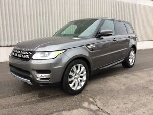 2014 Land Rover Range Rover Sport HSE V6 Supercharged SUV