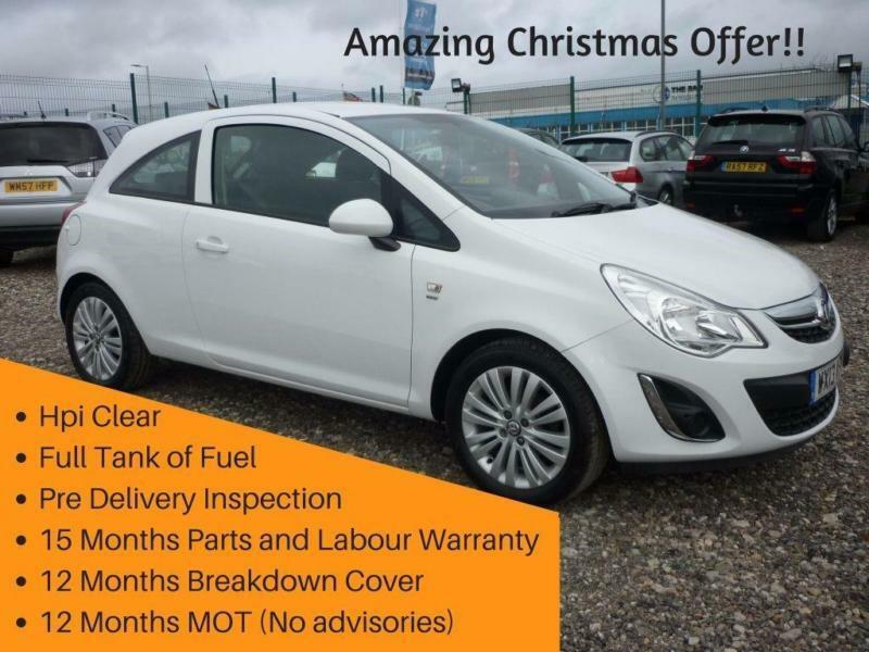 Vauxhall Corsa 1.2 16v ENERGY, 33000 miles ,FREE