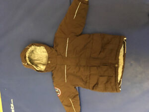 Mec Toaster Parka Brown size 3