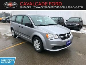 2016 Dodge Grand Caravan SE / SXT 7 passengers seating