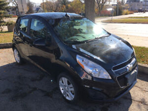 Chevrolet SPARK 2014 32000km accident free 4 winter wheels+tires