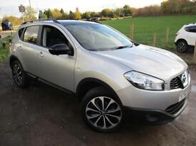 2013 NISSAN QASHQAI DCI 360 * PANORAMIC ROOF * HATCHBACK DIESEL
