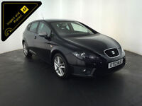 2012 SEAT LEON FR CR TDI DIESEL 1 OWNER SERVICE HISTORY FINANCE PX WELCOME