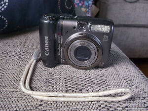 For Sale: Canon Powershot A590 IS Digital Camera