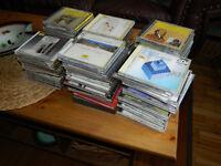 90cd de musique classique avec beaucoup de cd double,ex beethove