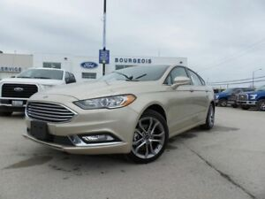 2017 Ford Fusion SE 201A 1.5L EcoBoost