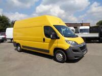 CITROEN RELAY 2.2HDi (130) L3H3 | LWB - HIGH ROOF | 1 OWNER | 2015 MODEL
