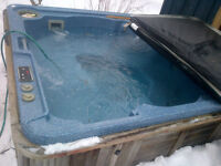 Last summer weekend at Blue Mountain HOT TUB!