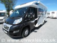 Bailey Approach Autograph 745 Motorhome MANUAL 2014
