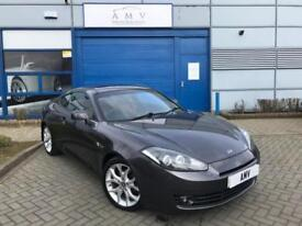 2009 Hyundai Coupe 2.0 SIII 3dr Manual, Leather, Sunroof, 3 door Coupe