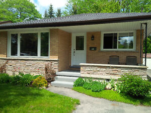 Renovated Detached Bungalow - Available for July 1st or Aug 1st