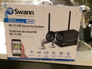 Swann  security cameras  647 8612843