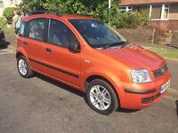 Fiat panda elaganza 1.2 31000 miles one lady owner