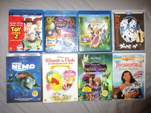 DISNEY MOVIES  some brand new