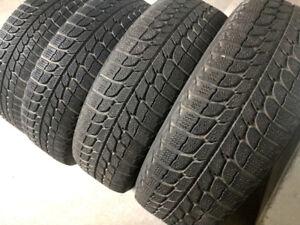 4 pneus d'hiver MICHELIN  175/65R14