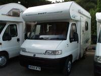 2000 Swift Lifestyle 520 4 Berth 1.9 Diesel Motorhome